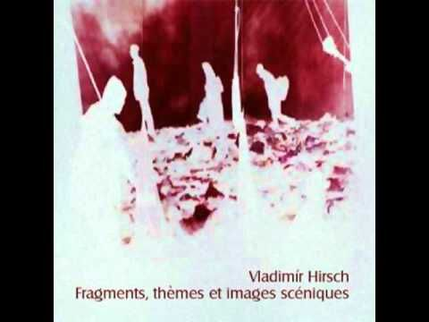 """Vladimír Hirsch -- Inert Triad (from the collection """"Fragments, themes et images scéniques"""" (2004)"""