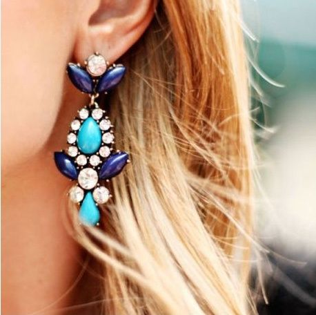 79 best Earrings images on Pinterest | Jewelry accessories, Bays ...