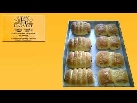 Sekali coba rotinya Harvest Bakery dijamin ketagihan deh. #HarvestBakery #Bakery #Roti #KulinerSemarang #kuliner