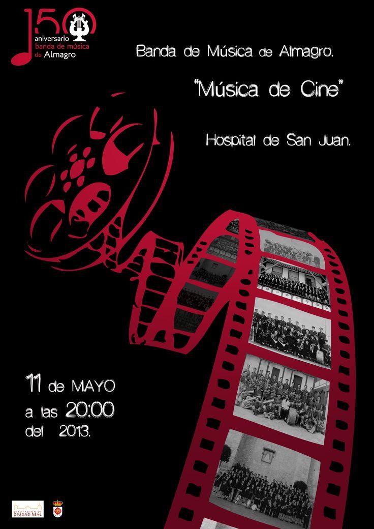 Cartel Música de Cine