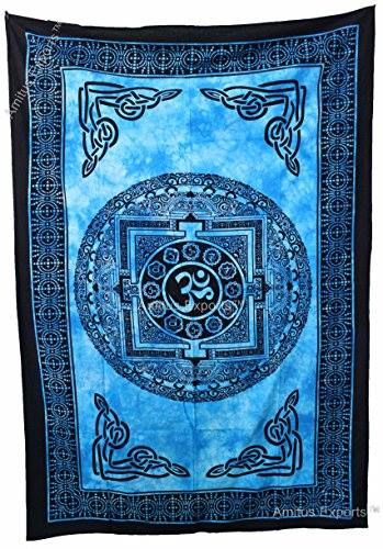 Shop https://goo.gl/GzPnhf   Amitus Exports (TM) 1 X Tie Dye Om Peace Approx. Inches Blue Color Cotton Fabric Multi-Purpose Handmade Tapestry Hippy Indian Mandala Throws Bohemian Tapestries    Price 14.99   Go to Store https://goo.gl/GzPnhf  #1 #Amitus #Approx #Blue #Bohemian #Color #Cotton #Dye #Exports #Fabric #Handmade #Hippy #Inches #Indian #Mandala #Multipurpose #Om #Peace #Tapestry #Throws #Tie #TM