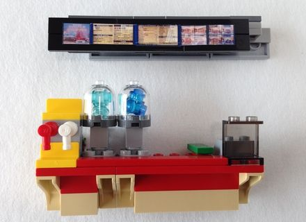 Hi, This is a Burger King drive through store I made for my friend who loves Whopper as well as modular series. Key aspects of real Burger King drive through stores I tried to...