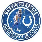 Marvin Harrison Player Team Circle