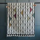 Geometric Handmade Indian Rug