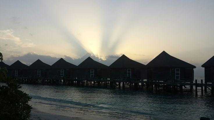 Kuredu Maldives Maldiverna 2015