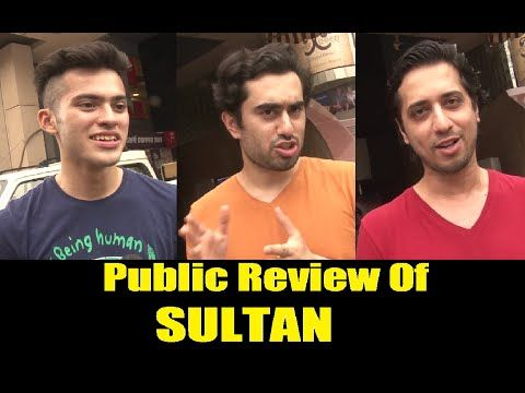 SULTAN public review | Salman Khan, Anushka Sharma.