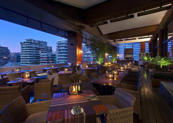 Booking.com: Hotel W Santiago , Santiago, Chile - 402 Comentários de Clientes . Reserve agora o seu hotel!