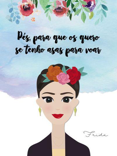 frases, frida, rio de janeiro, kahlo