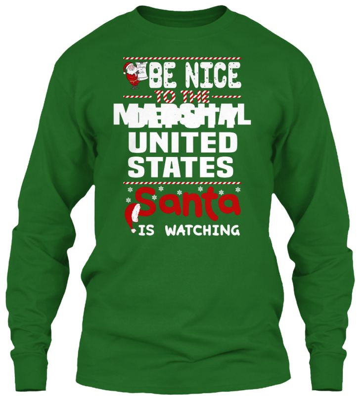 Be Nice To The Deputy United States Marshal Santa Is Watching.   Ugly Sweater  Deputy United States Marshal Xmas T-Shirts. If You Proud Your Job, This Shirt Makes A Great Gift For You And Your Family On Christmas.  Ugly Sweater  Deputy United States Marshal, Xmas  Deputy United States Marshal Shirts,  Deputy United States Marshal Xmas T Shirts,  Deputy United States Marshal Job Shirts,  Deputy United States Marshal Tees,  Deputy United States Marshal Hoodies,  Deputy United States Marshal…