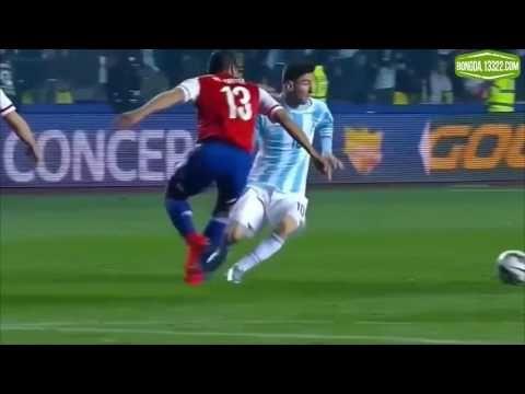 L.  Messi đội Argentina Copa America 2016