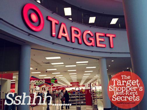 Shhh! The Target Shopper's Best-Kept Secrets