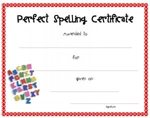Best 25 printable certificates ideas on pinterest free certificate template for kids free printable certificate templates for school perfect attendance certificate templates yadclub Gallery