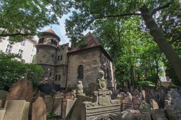 Jewish Museum in Prague – Ceremonial Hall – the Prague Burial Society building