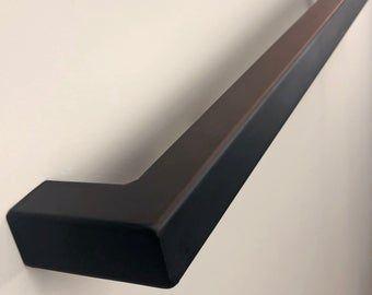Best Modern 2X1 Custom Wrought Iron Hand Rail Ada Compliant 400 x 300