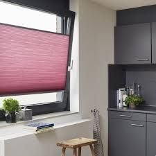 tilt & turn window for kitchen - blinds fitted to window frame