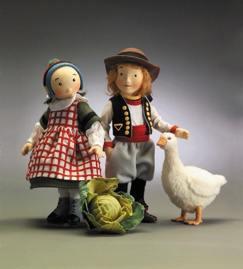 Bécassine et son ami Joël par Jhon Wrigth