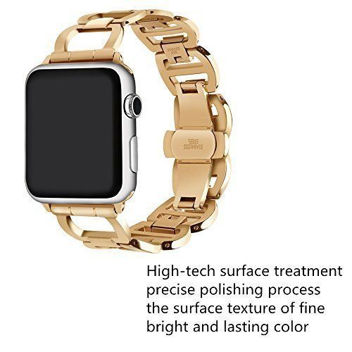 Watch Band for Apple 42mm Replacement Strap iWatch All Models Metal Bracelet NEW #WatchBands