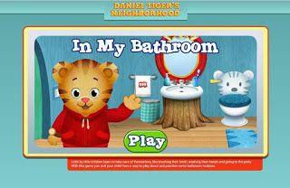 Explora el cuarto de baño en inglés