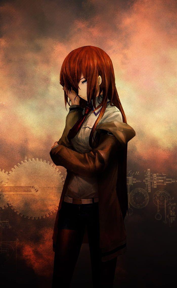 Who Wants Beautiful Wallpaper Of Makise Kurisu Steins Gate 0