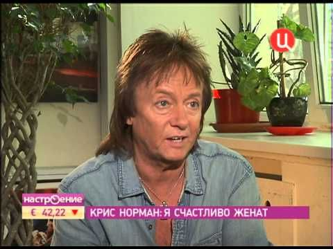 Interview with Chris Norman (Интервью с Крисом Норманоом)