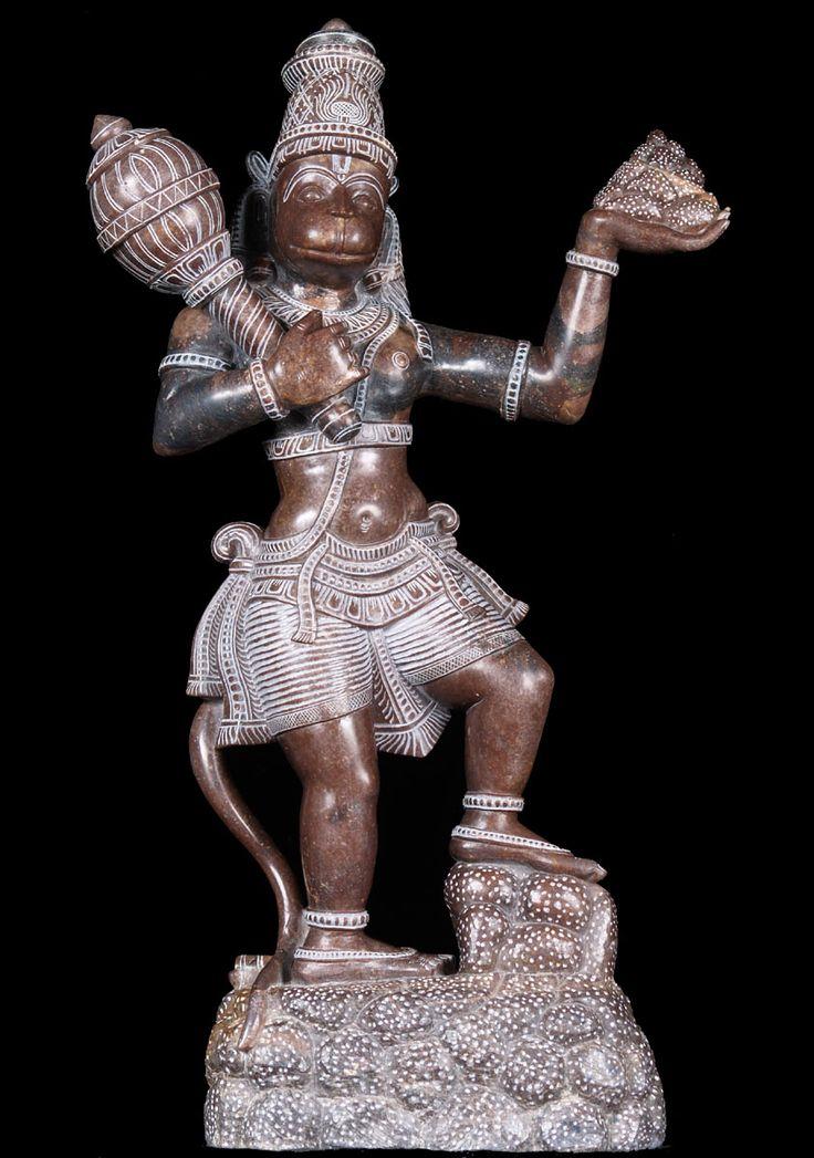 44 best images about Hanuman on Pinterest | Sculpture ...