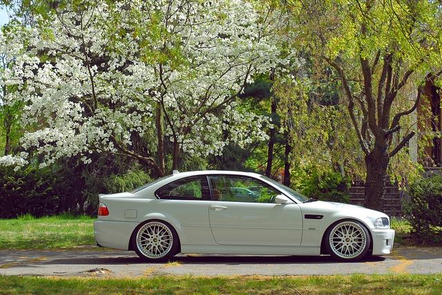 My Second Car: Alpine White 2003-2006 BMW M3