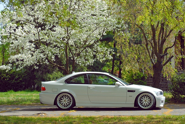 My Second Car: Alpine White 2003-2006 BMW M3