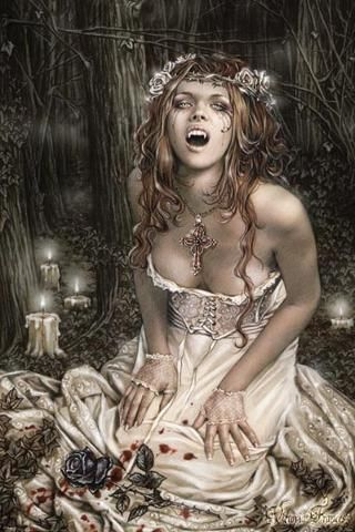 fairy vampire pictures | Pictures of Vampires—Because why the hell not! | Slammed & Damned