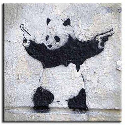 Panda 36x36