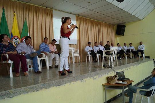 Gobernador apoyará a La Celia en la implementación de la Jornada Única Escolar