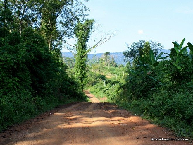 How to get to Ou Som Pursat