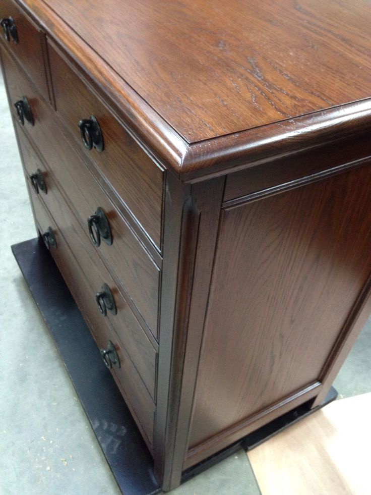'Nother Oak dresser