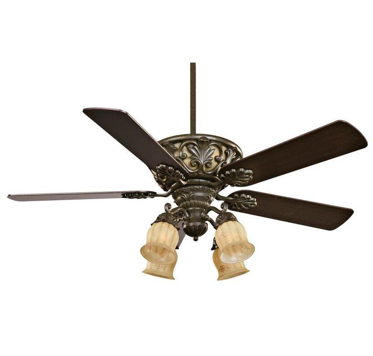 Victorian Ceiling Fan