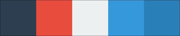 """Оценить """"Flat UI"""". #AdobeColor https://color.adobe.com/ru/Flat-UI-color-theme-2469224/"""