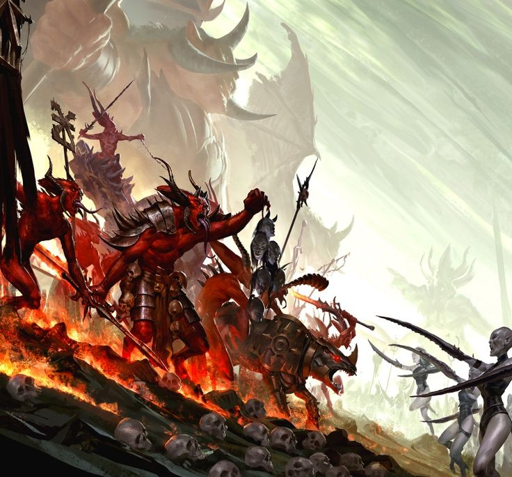 17 Best images about 40k: Chaos Daemons on Pinterest ...