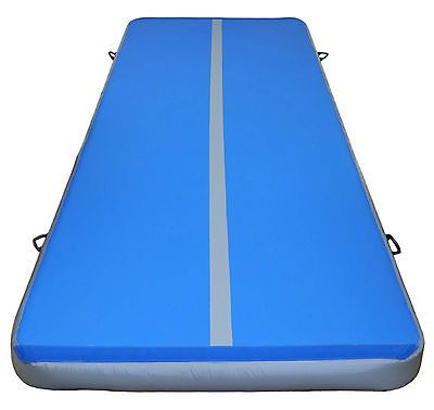 Air tumbling track 6m x 2m #airtrack gymnastics #cheerleading #inflatable mat in , View more on the LINK: http://www.zeppy.io/product/gb/2/111946715094/