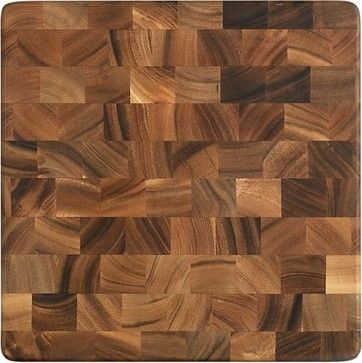 End Grain Chopping Board - Eclectic - Cutting Boards - other metro ...