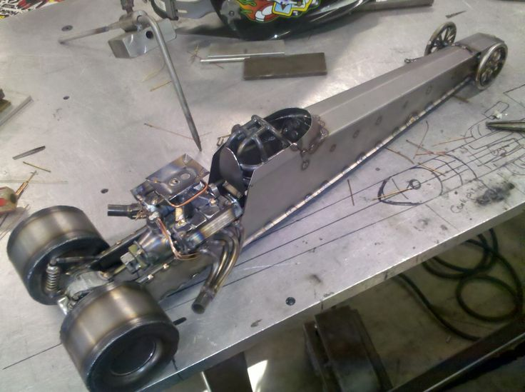 Welding Projects Ideas | miller welding projects idea gallery sportsman dragster