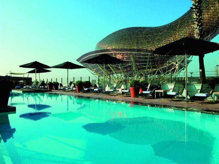 Hotel Arts, Barcelona, Spain, Gold List 2012: Platinum Circle Hotels, Condé Nast Traveler #Europe #travel #luxury