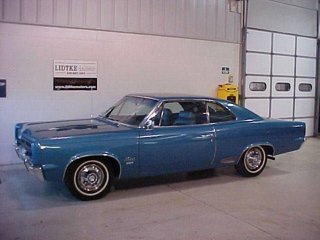 1967 AMC Rebel SST, 343 4bbl V8/BW 3spd auto/3.15 twingrip