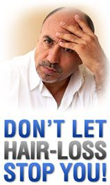 Complete hair loss solution for men and women