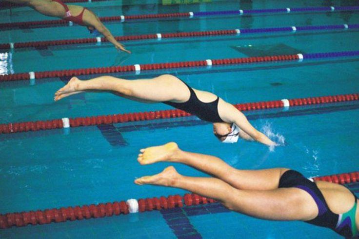 Planes de entrenamiento para nadadores olímpicos estadounidenses | Muy Fitness