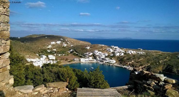 #Faros #OldMines #sea #Sifnos #Cyclades