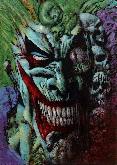 pin the joker art - photo #22