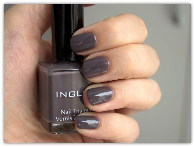 Inglot Nail Polish 370 Swatches #inglot #nailpolish GORGEOUS color