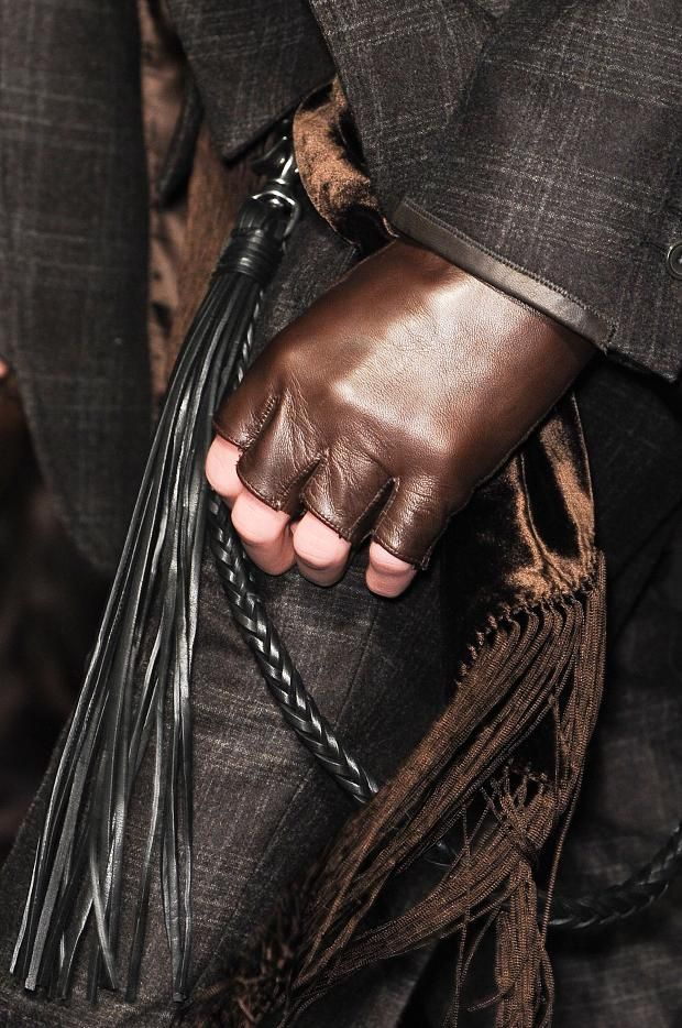 Detailed photos of John Varvatos Autumn (Fall) / Winter 2013 men's