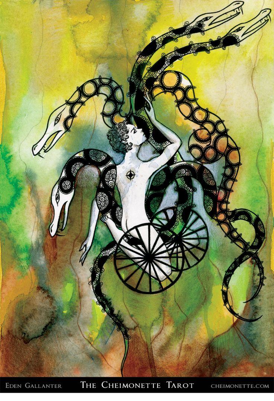 Major Arcana: 133 Best Beautiful Tarot Cards Images On Pinterest