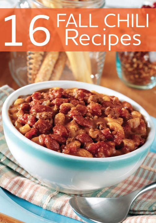 Spicy chili recipes easy