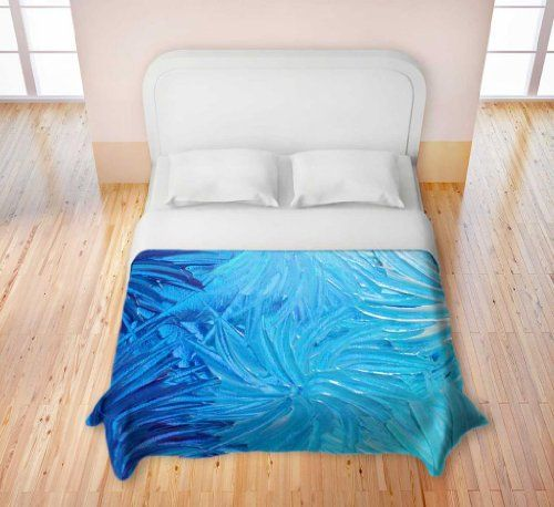 beachy fine art duvet covers king queen twin toddler water flowers home decor bedding children adult ocean turquoise blue floral bedroom