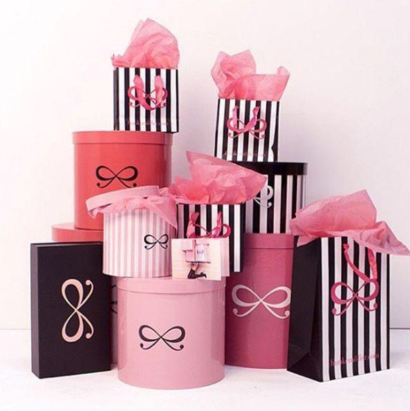 Pretty in pink! #presents #gift #hunkem�ller #lingerie #pink #girly